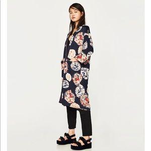 Zara printed kimono 👘